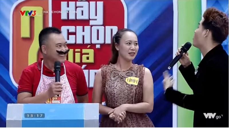 """Diễn viên Khánh Linh - Diễn viên phim """" Về Nhà Đi Con"""" tham gia Hãy chọn giá đúng 05/10/2019"""