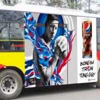 Tất tần tật những gì cần biết về quảng cáo xe buýt