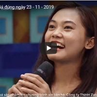 Chương trình hãy chọn giá đúng phát sóng ngày 23-11-2019