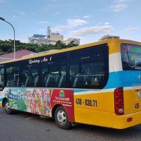 Quảng cáo xe bus miền Trung có hiệu quả không?